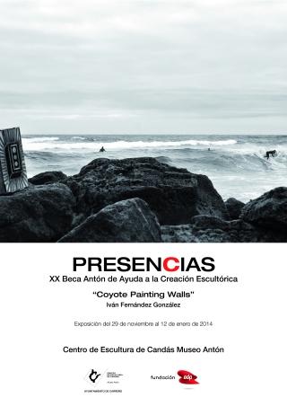 17_Fernandez_Ivan_2013_PresenciasShow_Poster