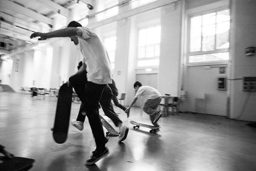 Skate & Create, pic by Maurizio Spadaccino